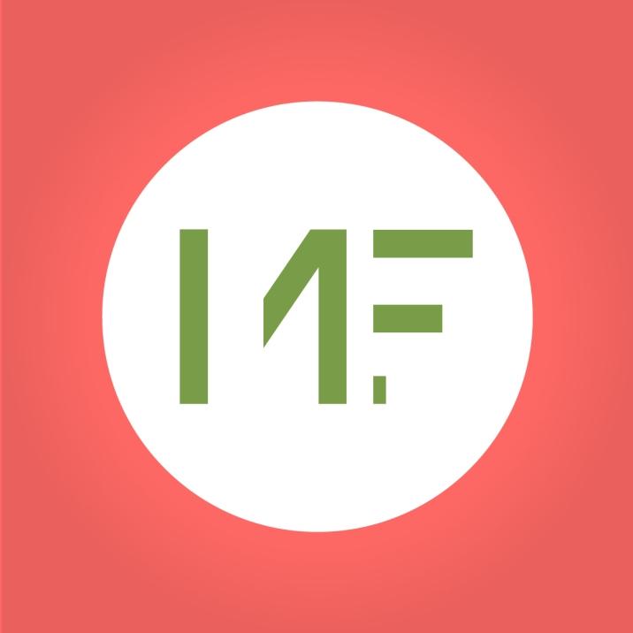 MumFit Logo – Coral Background
